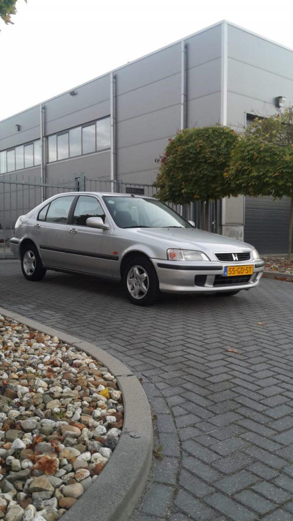 Honda Civic 2000 nieuwe APK + stuurbekrachtiging